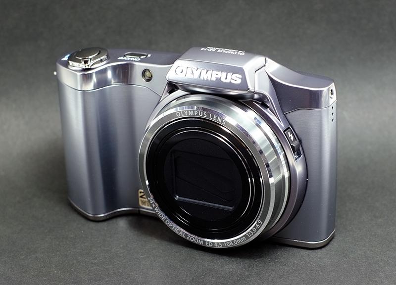 高倍率ズームデジカメ オリンパスSZ-14を購入&カスタマイズ