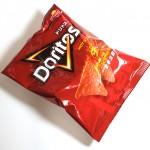 【Doritos】ドリトスのHOTタコス味 を食べてみたのですが・・・【2014夏ver】
