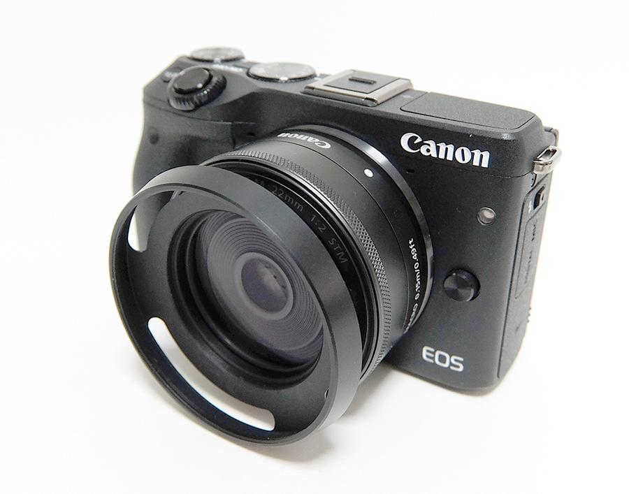 【フード】CANON EOS M3 の周辺アクセサリーを購入【バッテリー】