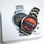 【スマートウォッチ】FOSSIL Q EXPLORISTを入手【フォッシル】