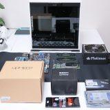 【自作PC】新しいケースで古いPCをリフレッシュ【InWin301】