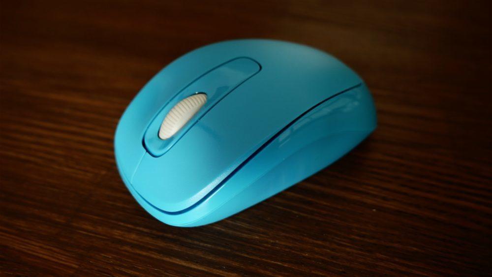 ホイール 空回り マウス
