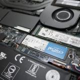 ThinkPad X1 Extreme Gen2がやってきたので、メモリとSSDを追加した話